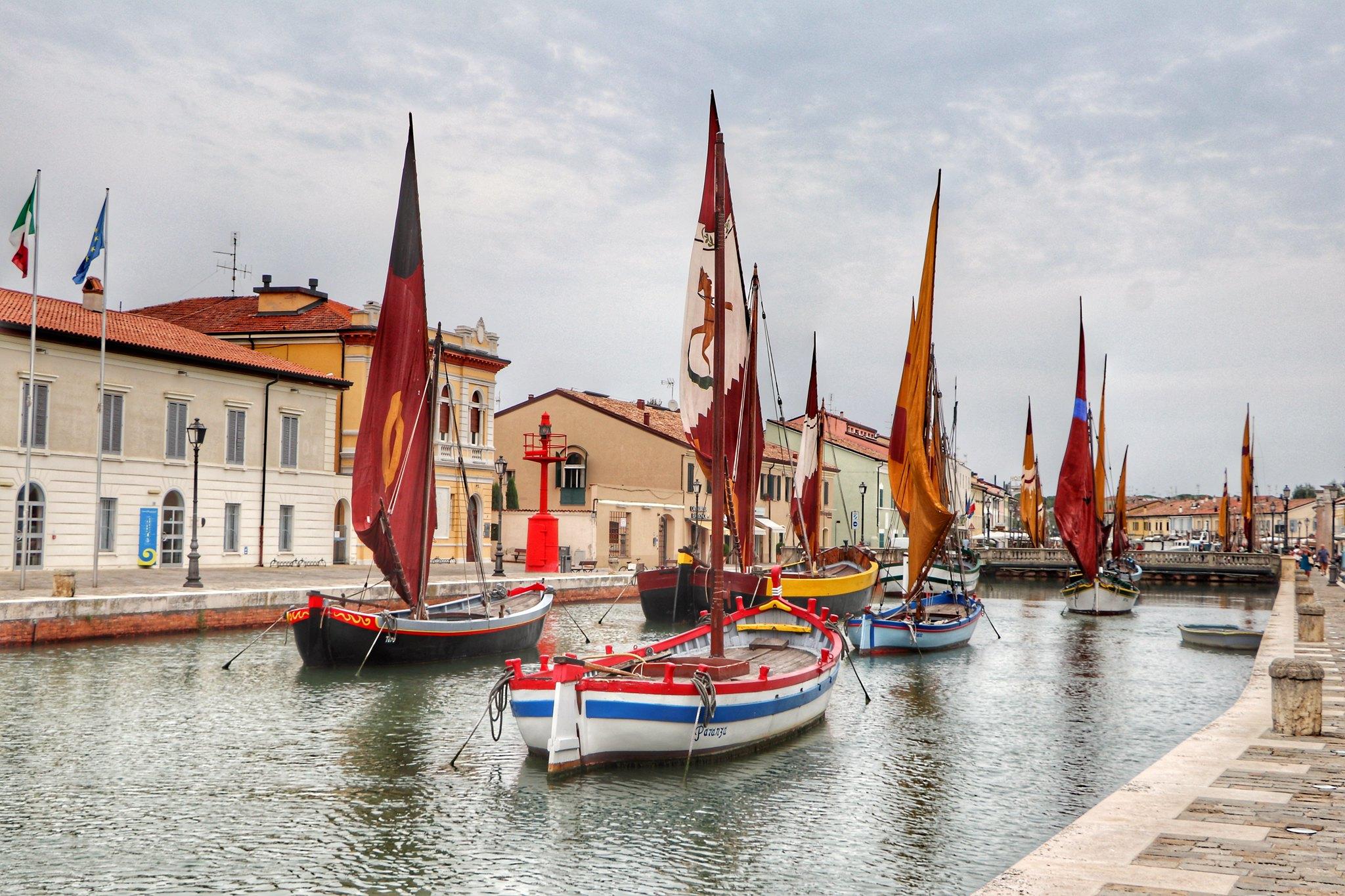 Porto Canale Leonardesco di Cesenatico