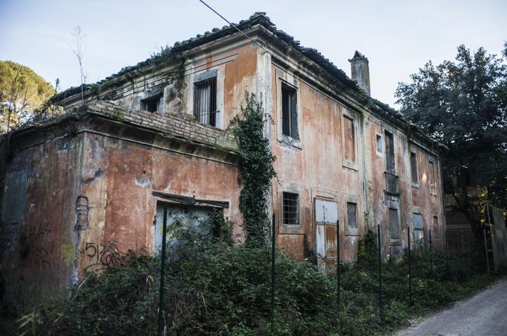 Scuderie di Villa Ada Savoia