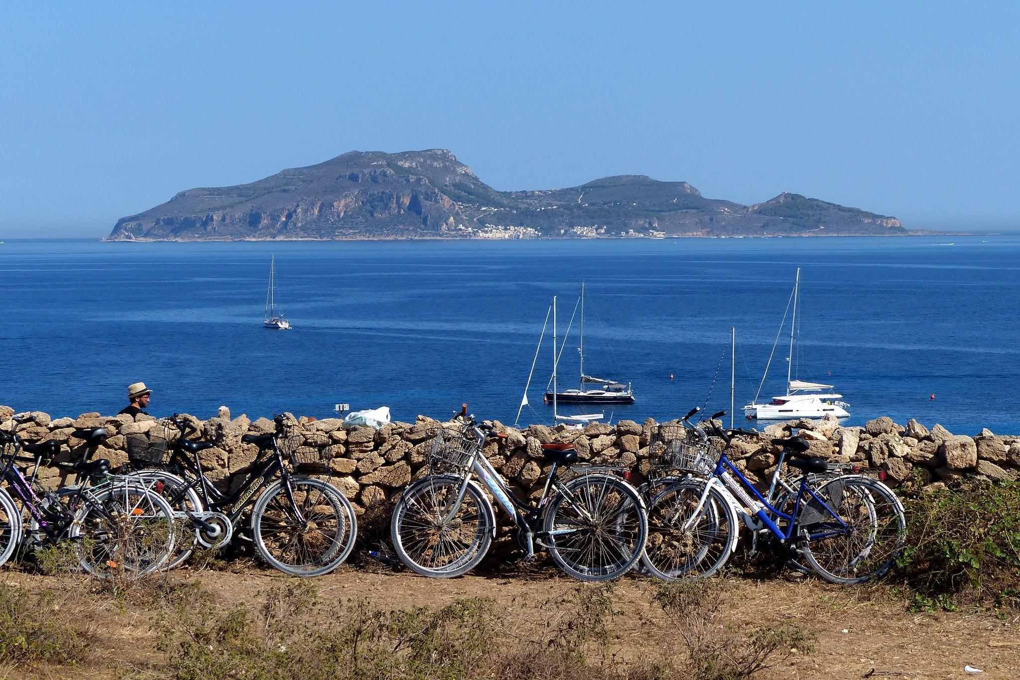 sicilia in bicicletta itinerari