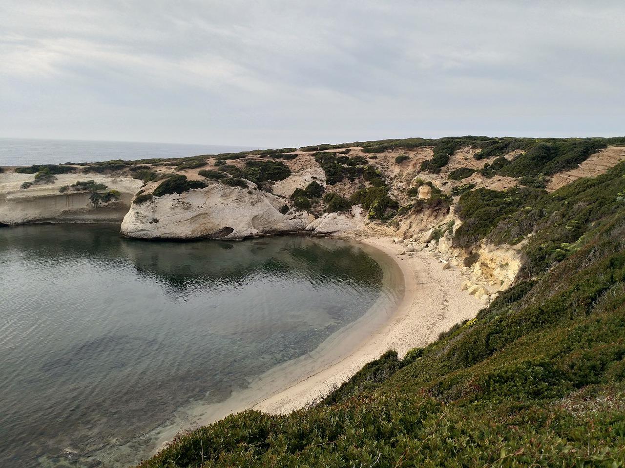 spiagge nel golfo di oristano
