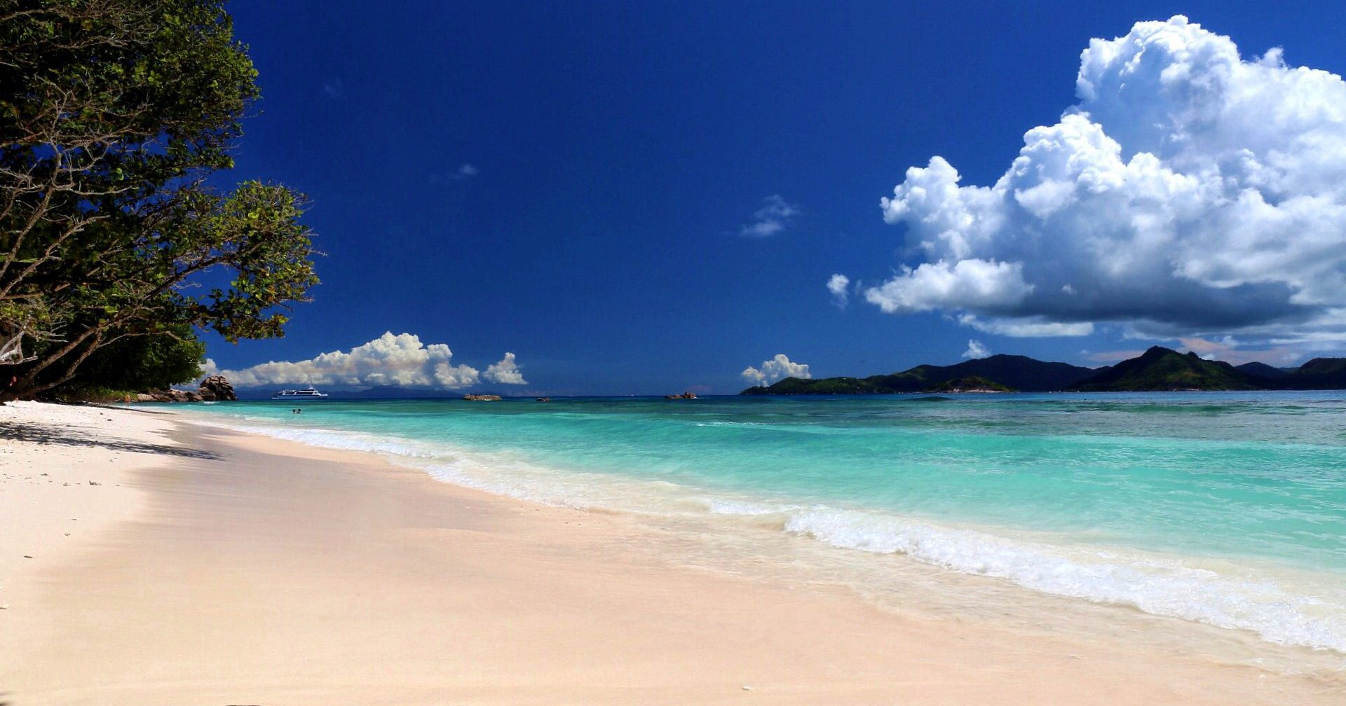 spiaggia di fairyland isola