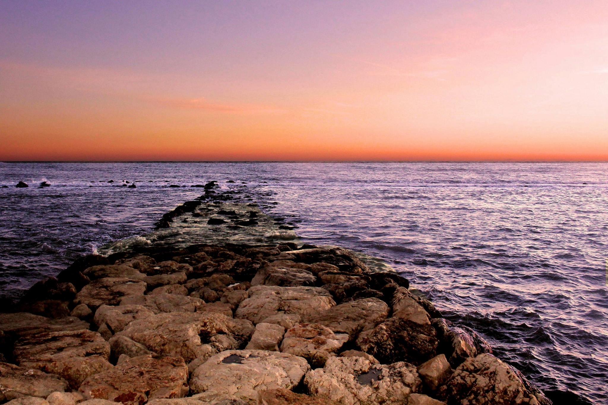 spiaggia di nettuno roma