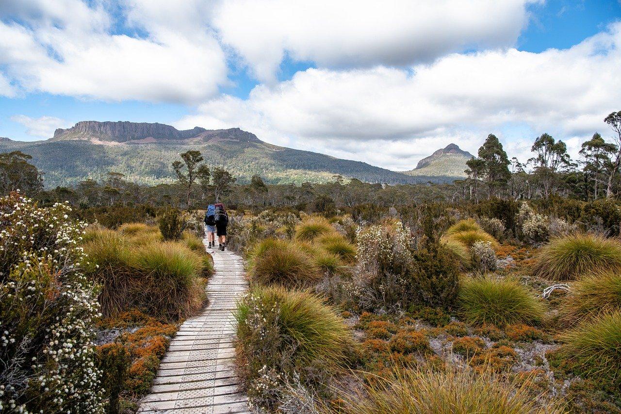 Tasmania clima