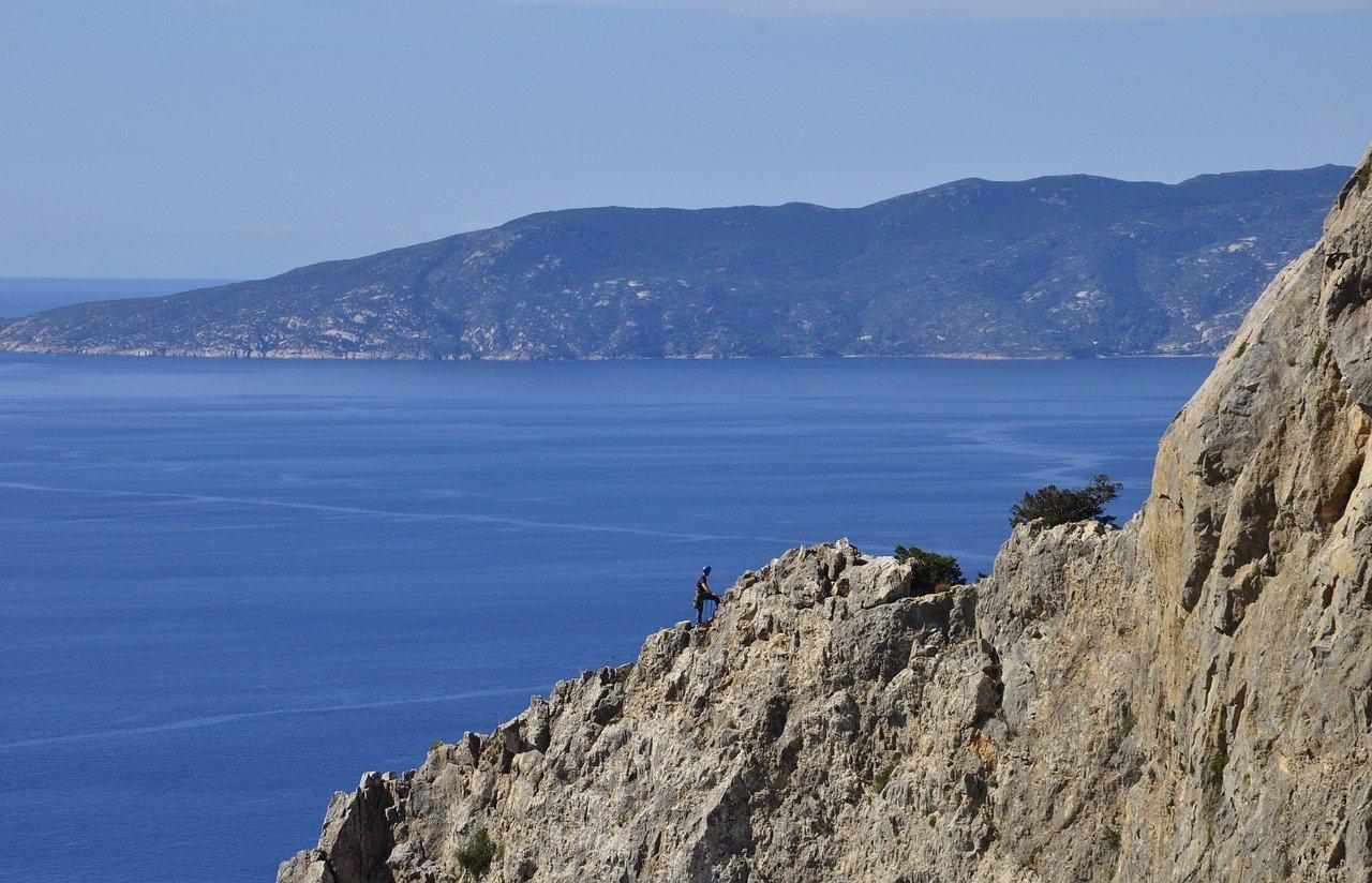trekking sul mare toscana