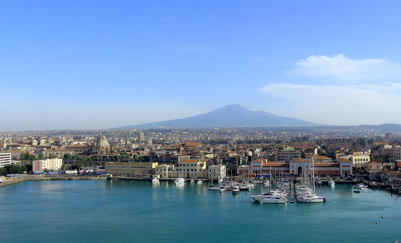 Viaggio a Catania