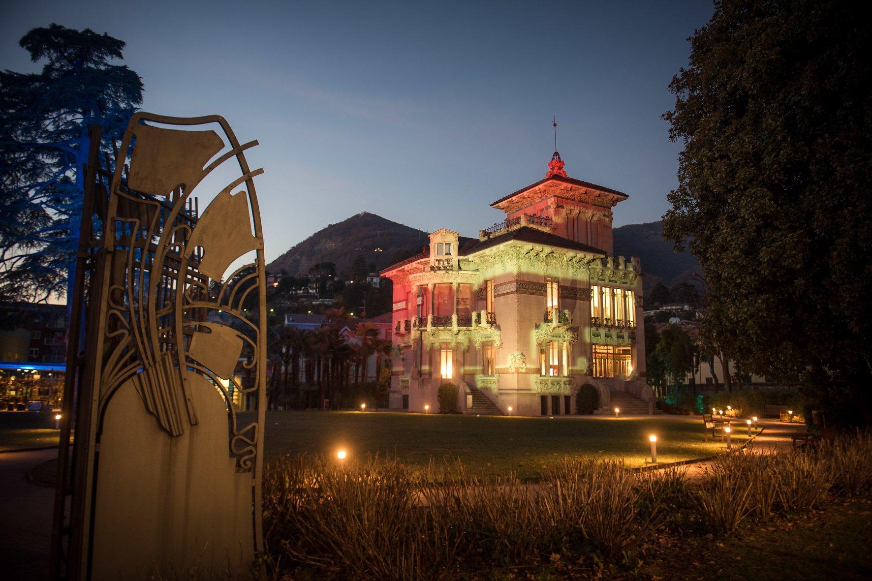 villa bernasconi cernobbio storia e visite