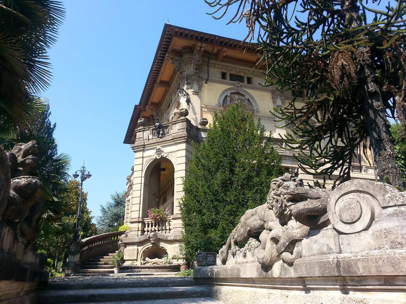 villa masini montevarchi visite