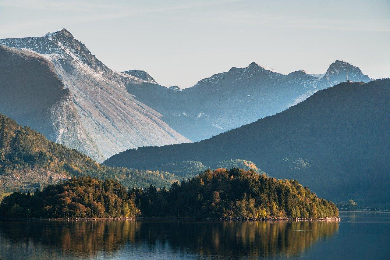 villaggio sami norvegia