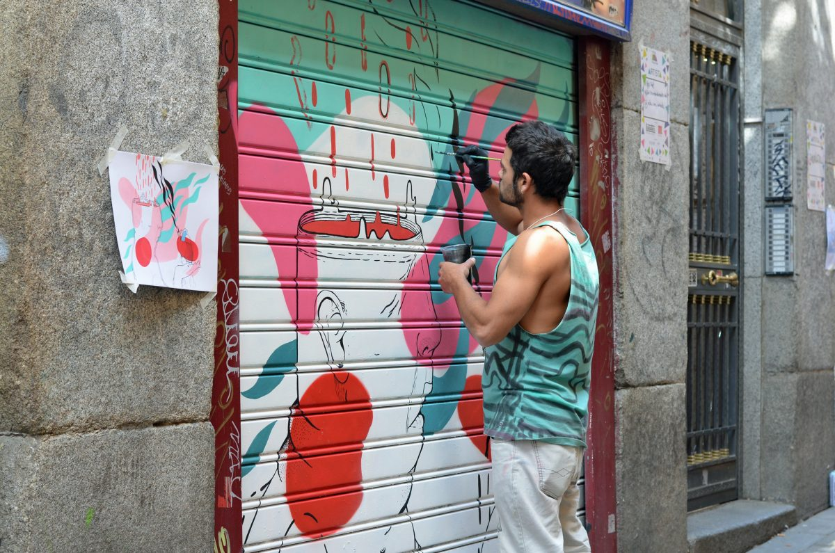 malasana murales