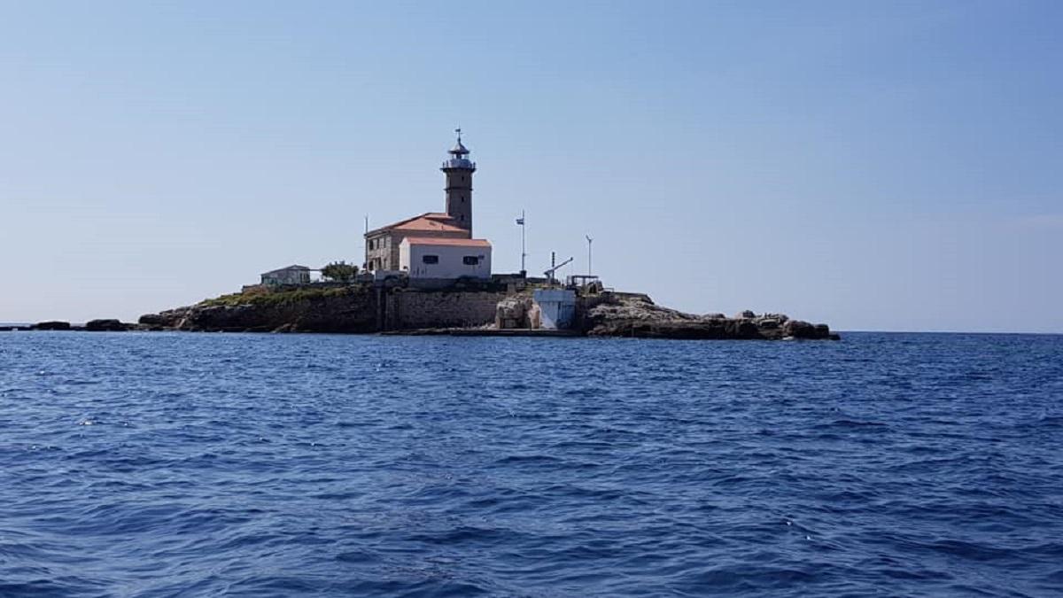 Faro di Sveti Ivan na Pucini
