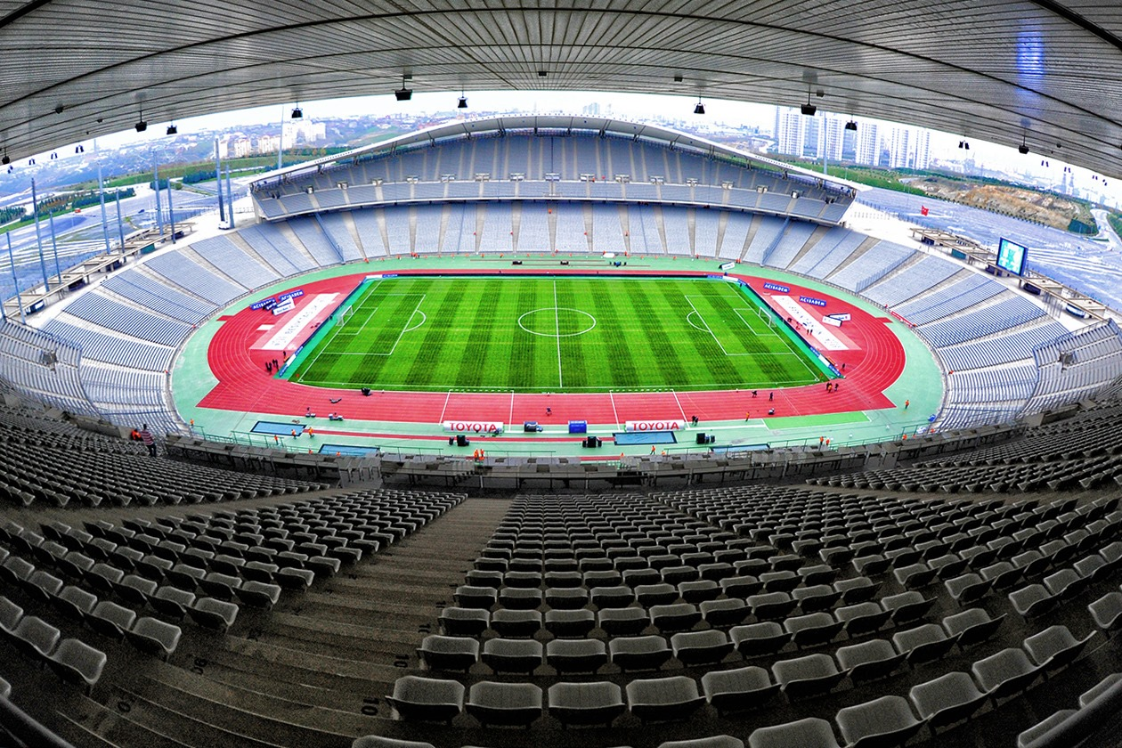 atatürk olympic stadium istanbul