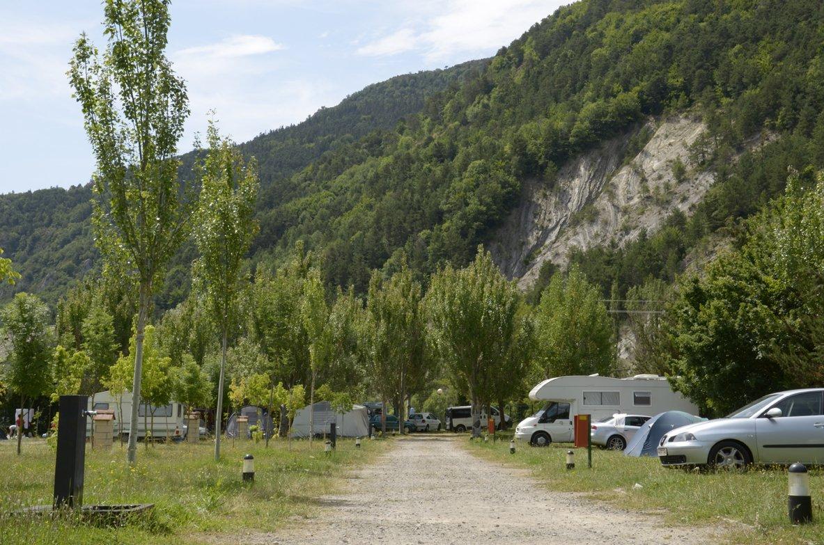 Camping Valle de Ansó