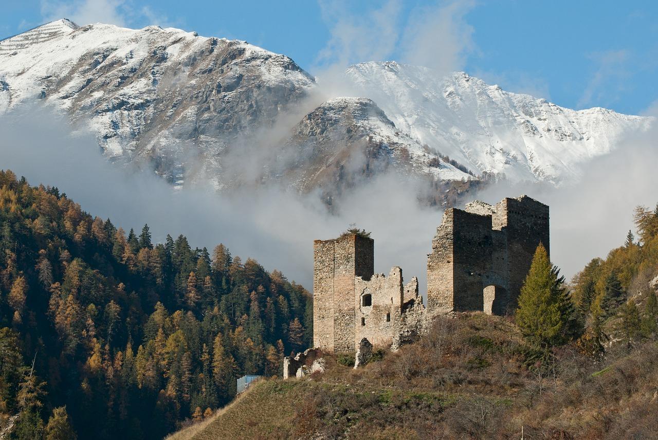 Cantone dei Grigioni Svizzera