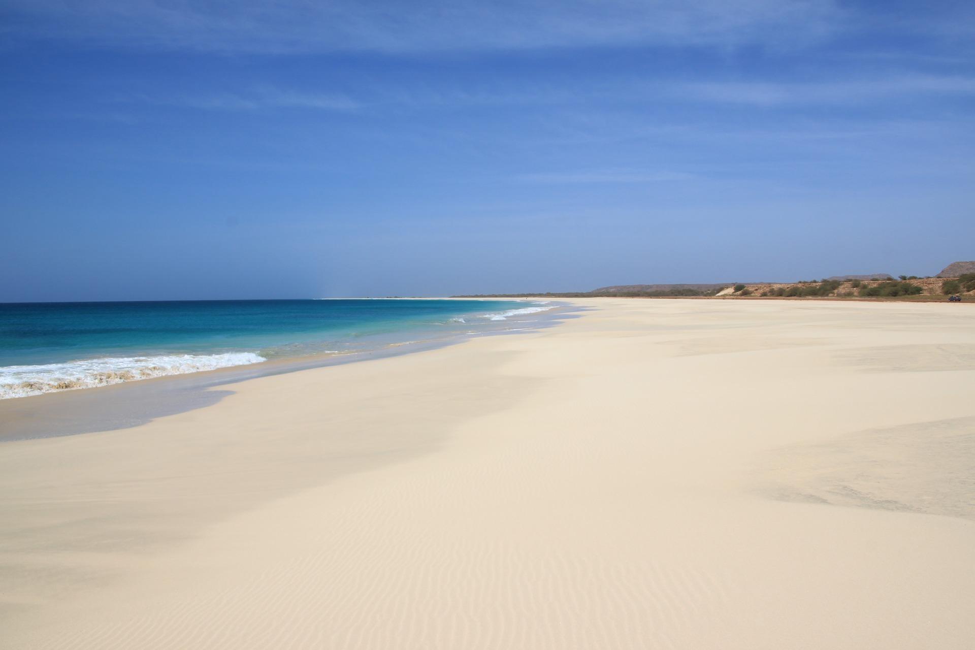 capo verde spiagge meno ventose