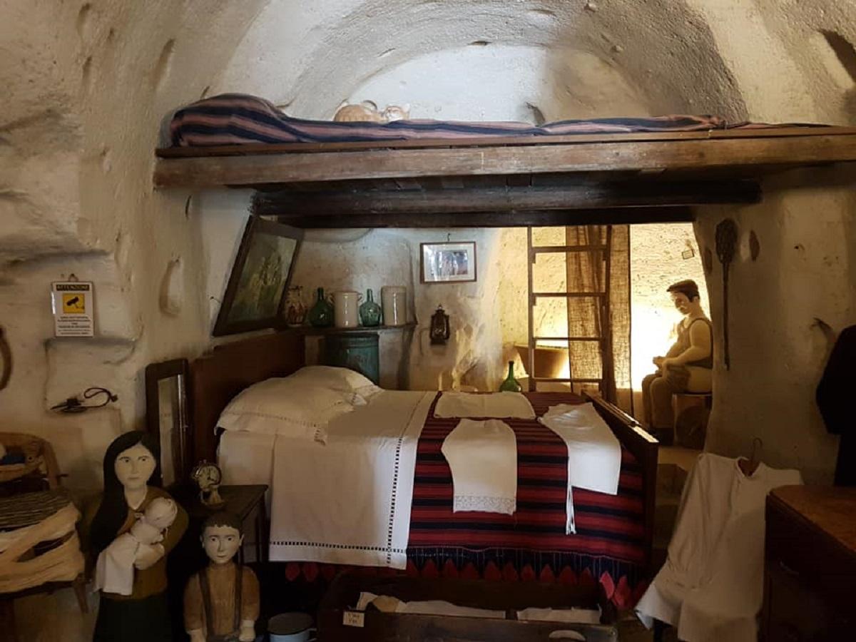 casa grotta nei sassi di matera