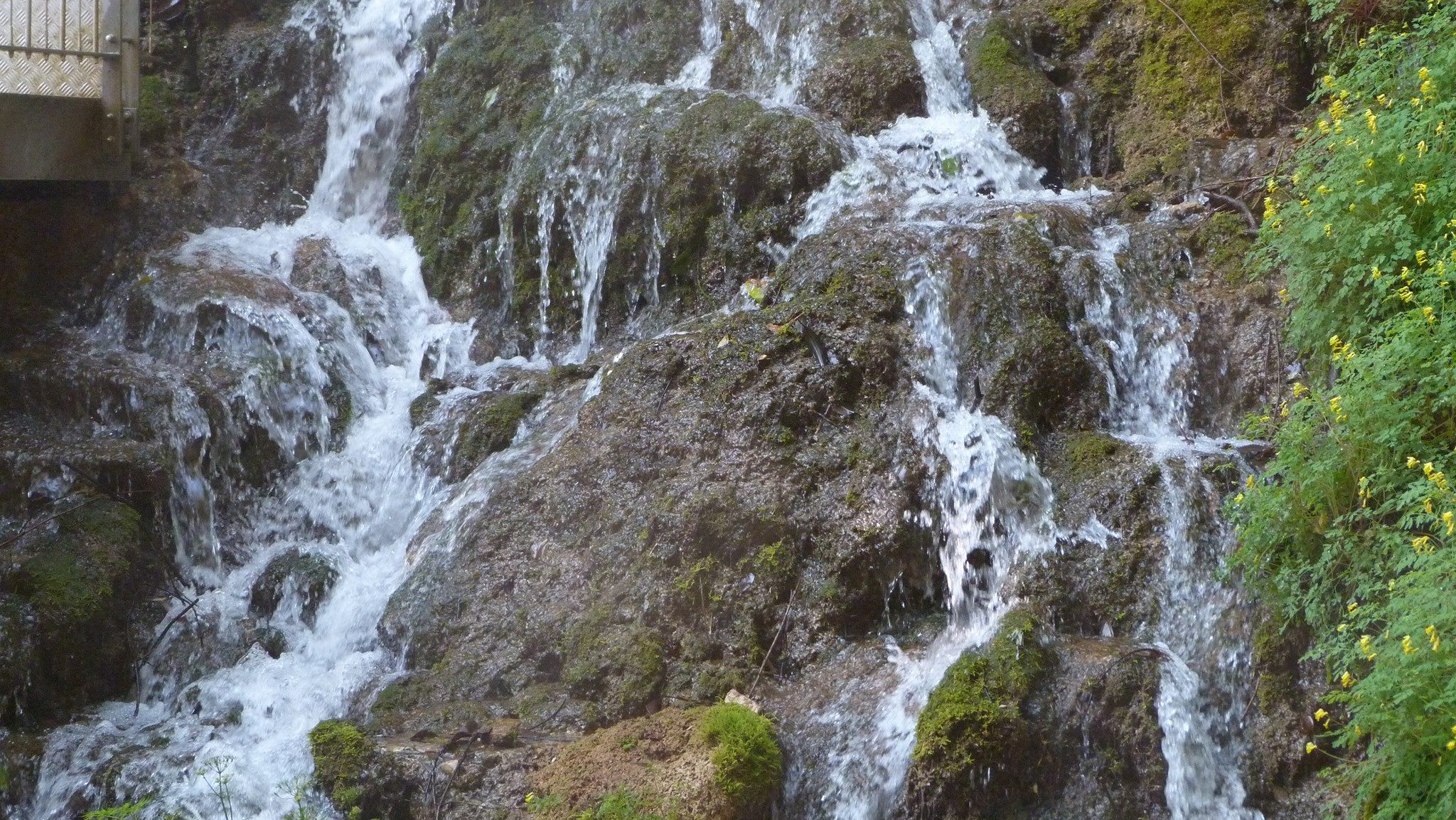 cascate del varone riva del garda