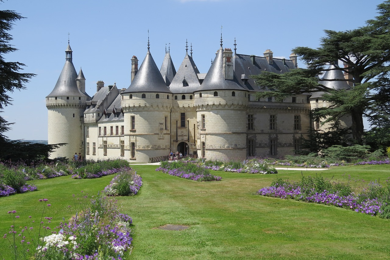 castelli della loira in bici 4 giorni