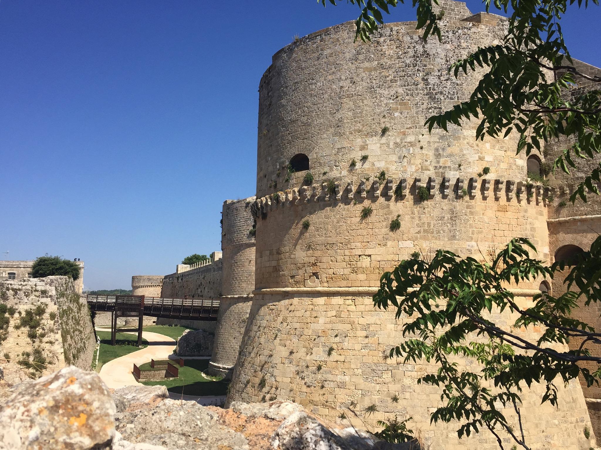 castello aragonese di otranto storia