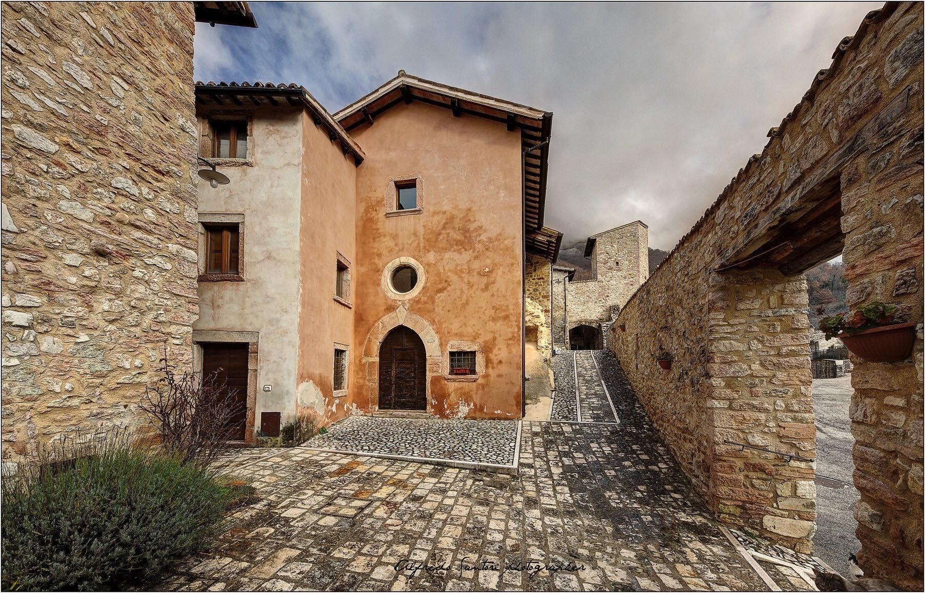 Castello di Acera Umbria