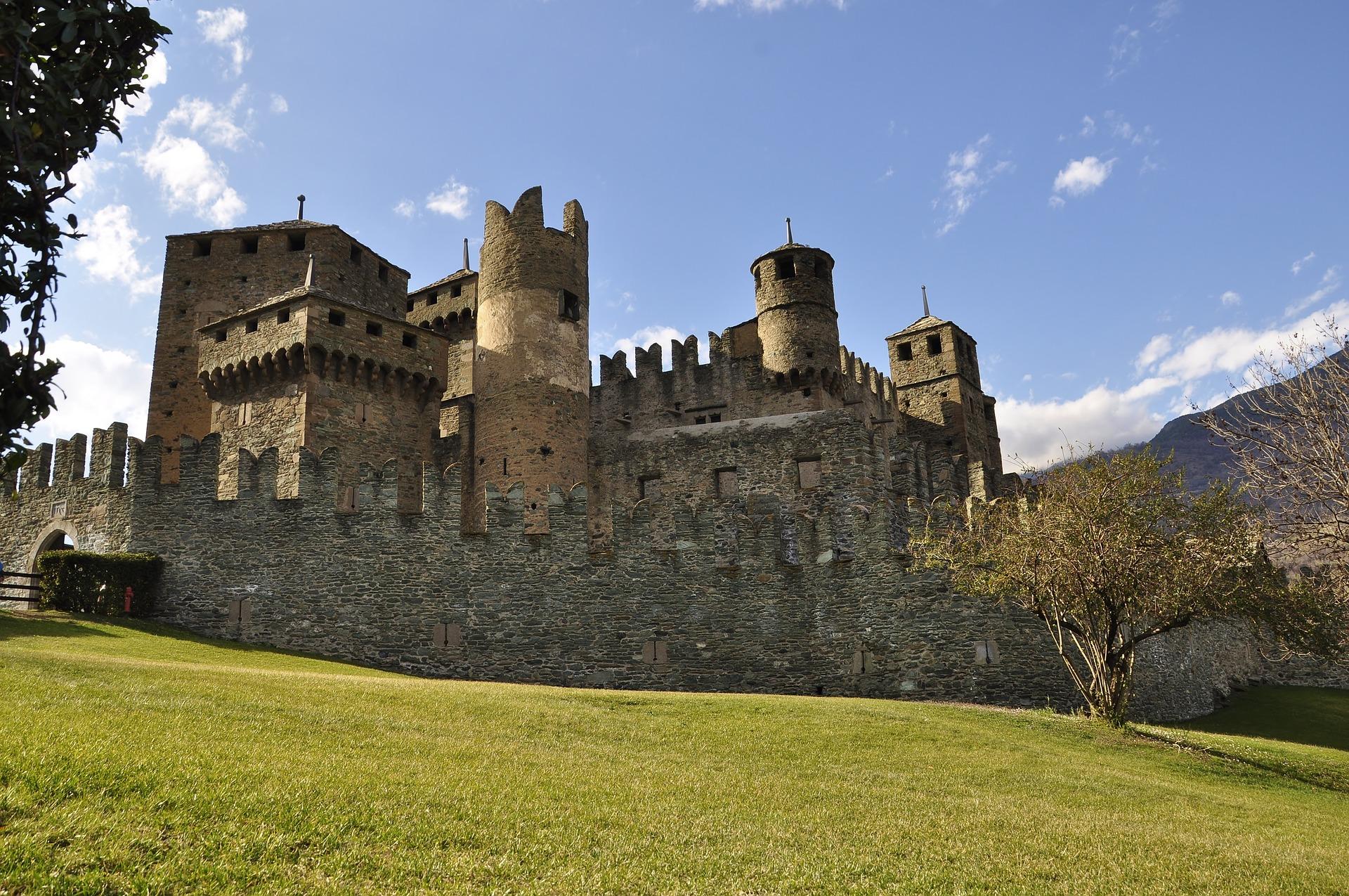 castello di fénis leggende