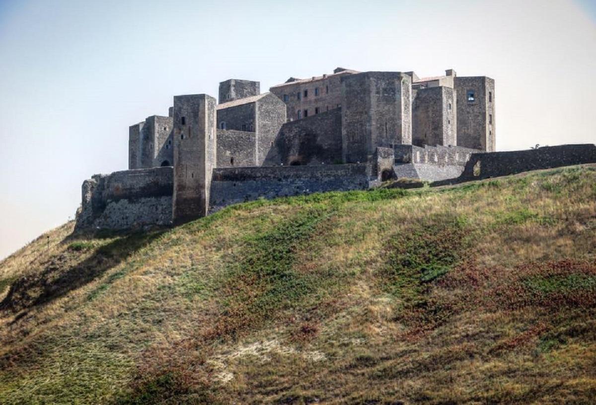 Castello di Melfi Basilicata