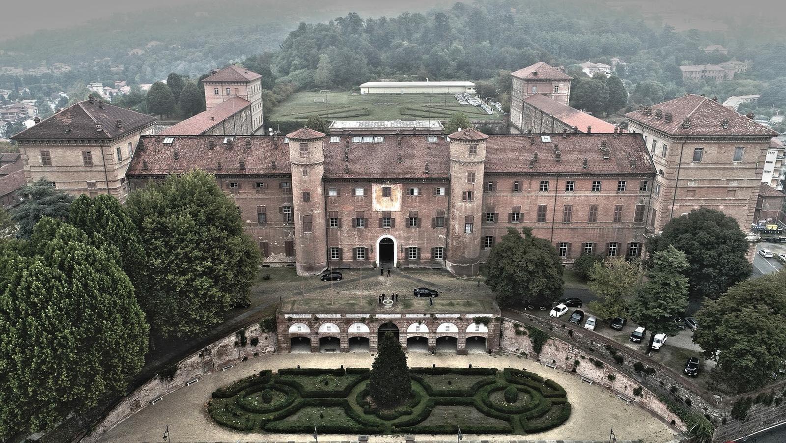 castello di moncalieri a Torino