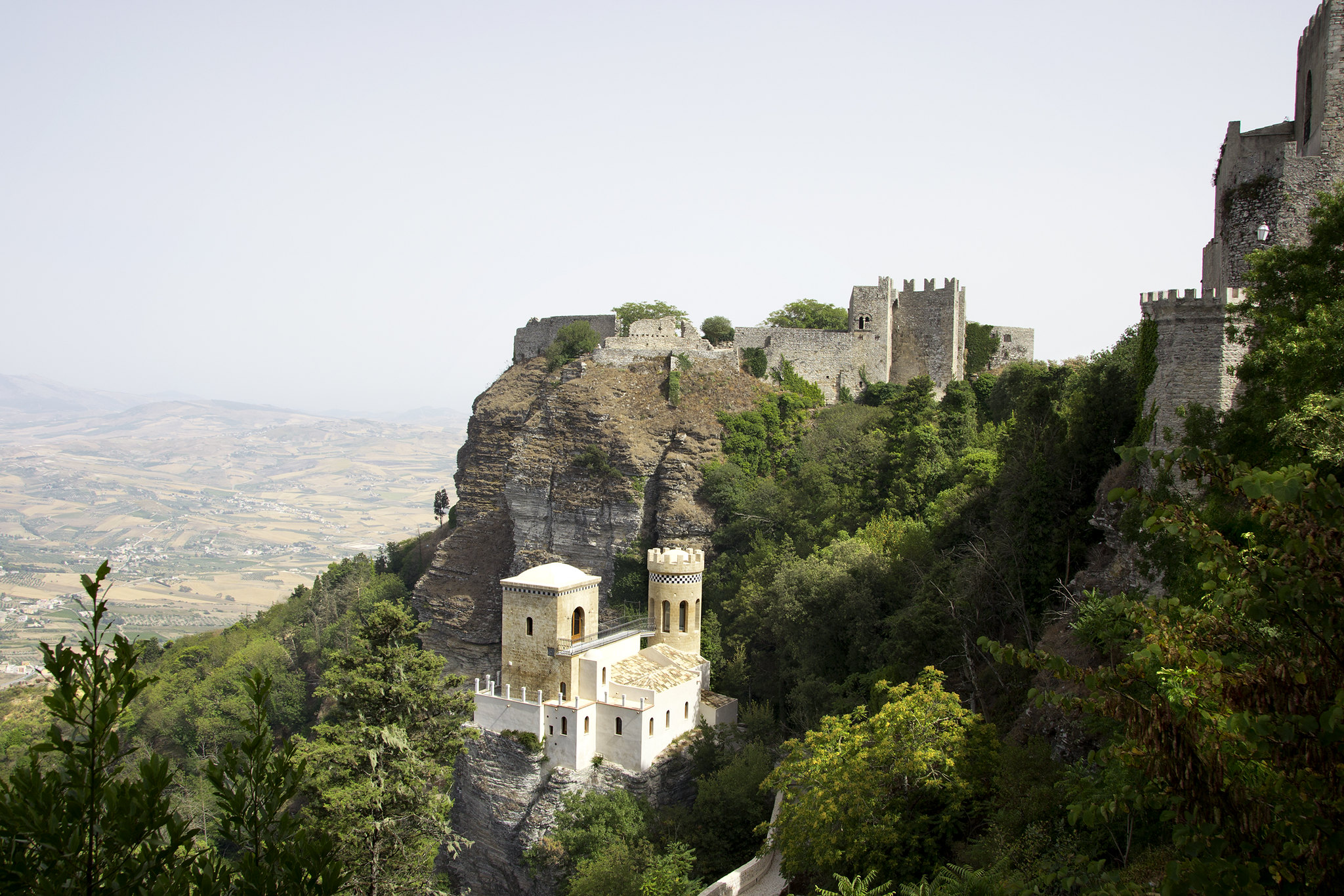 castello di venere erice leggenda