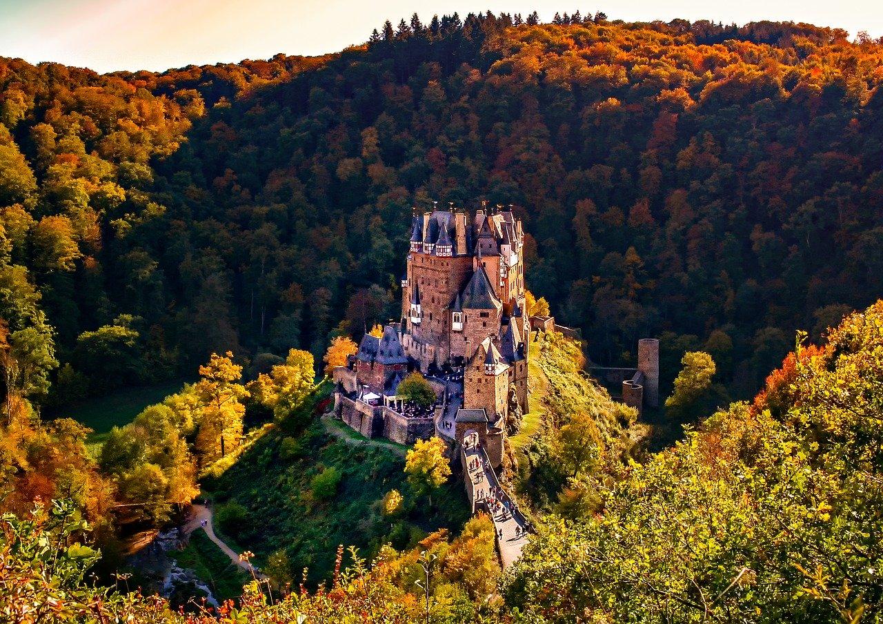 castello eltz germania