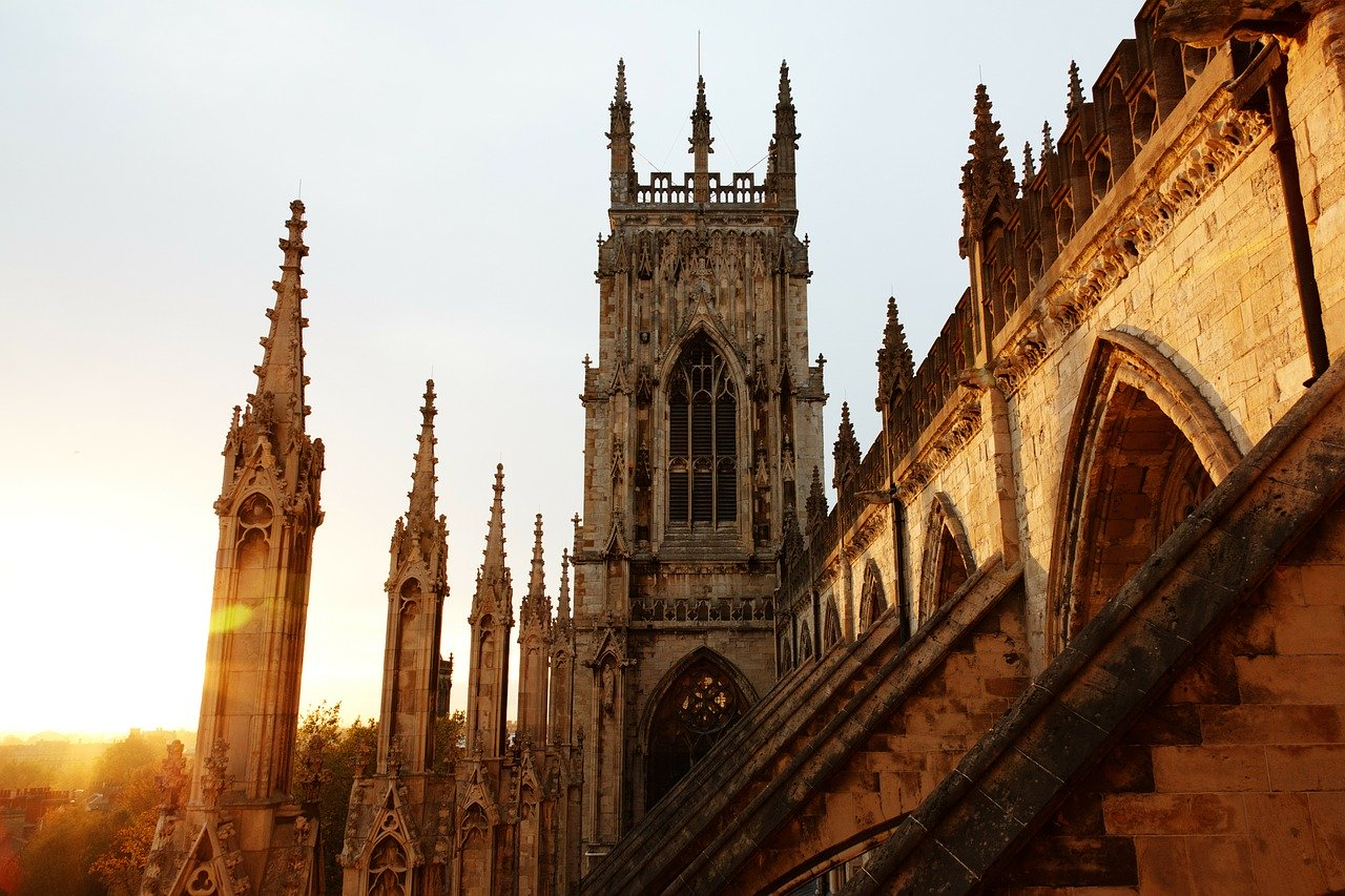 cattedrale di york storia