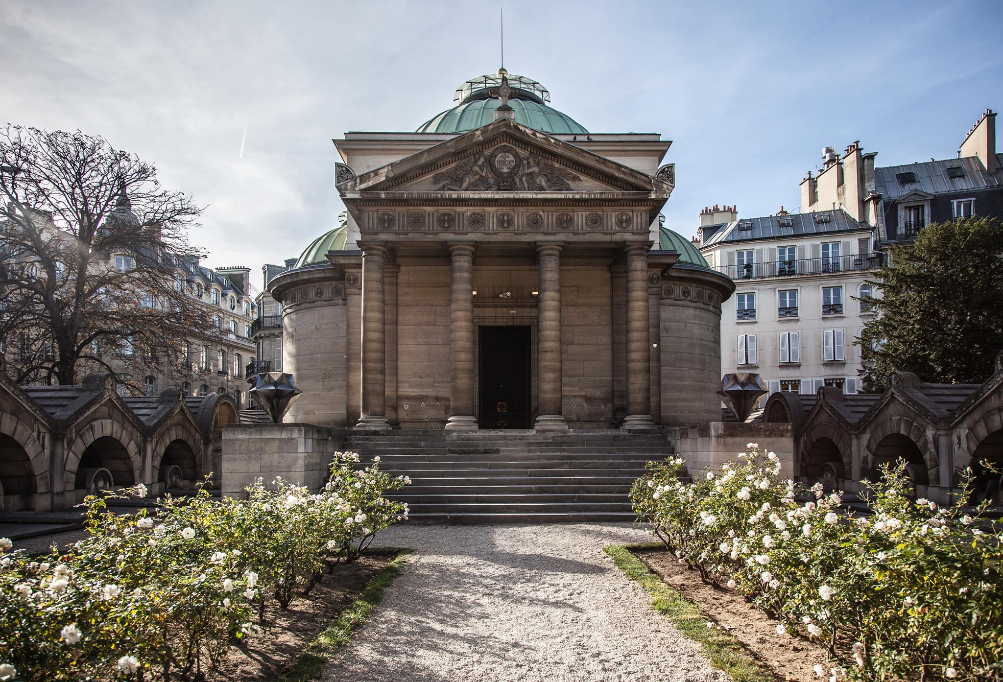 Chapelle Expiatoire di Parigi