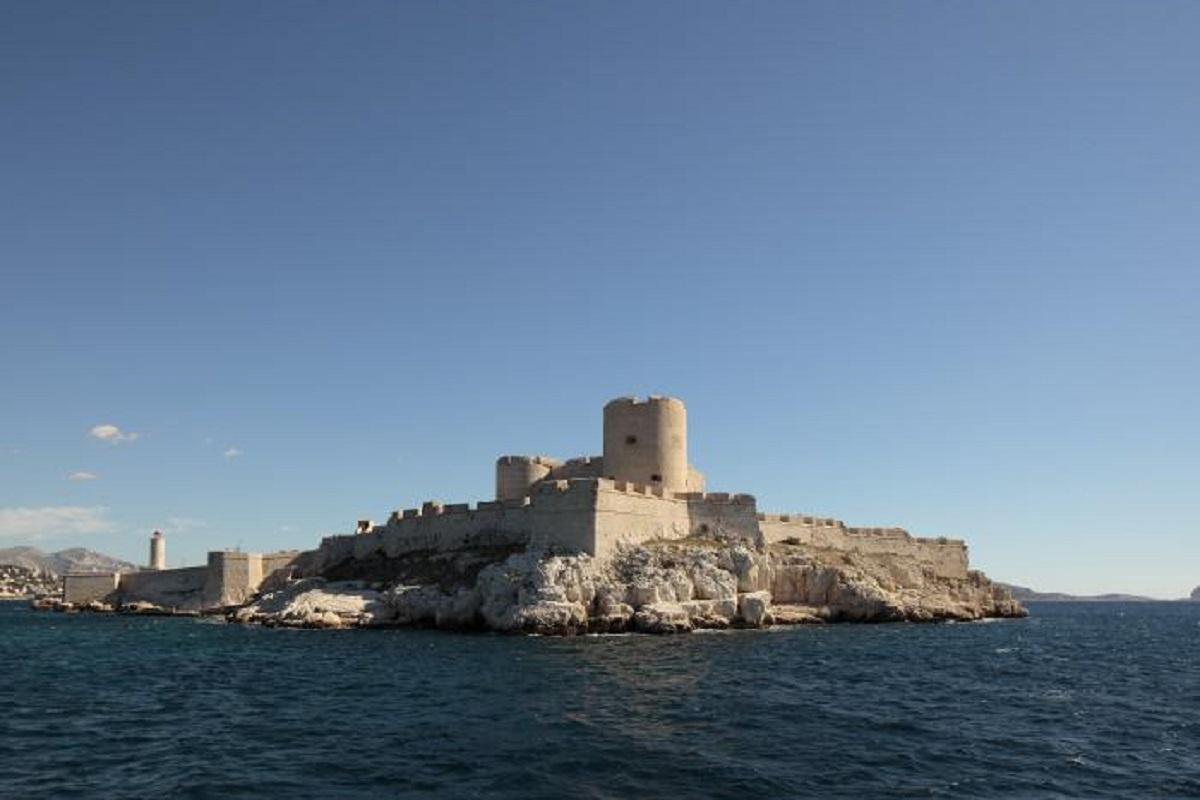 Chateau d'If visite virtuelle