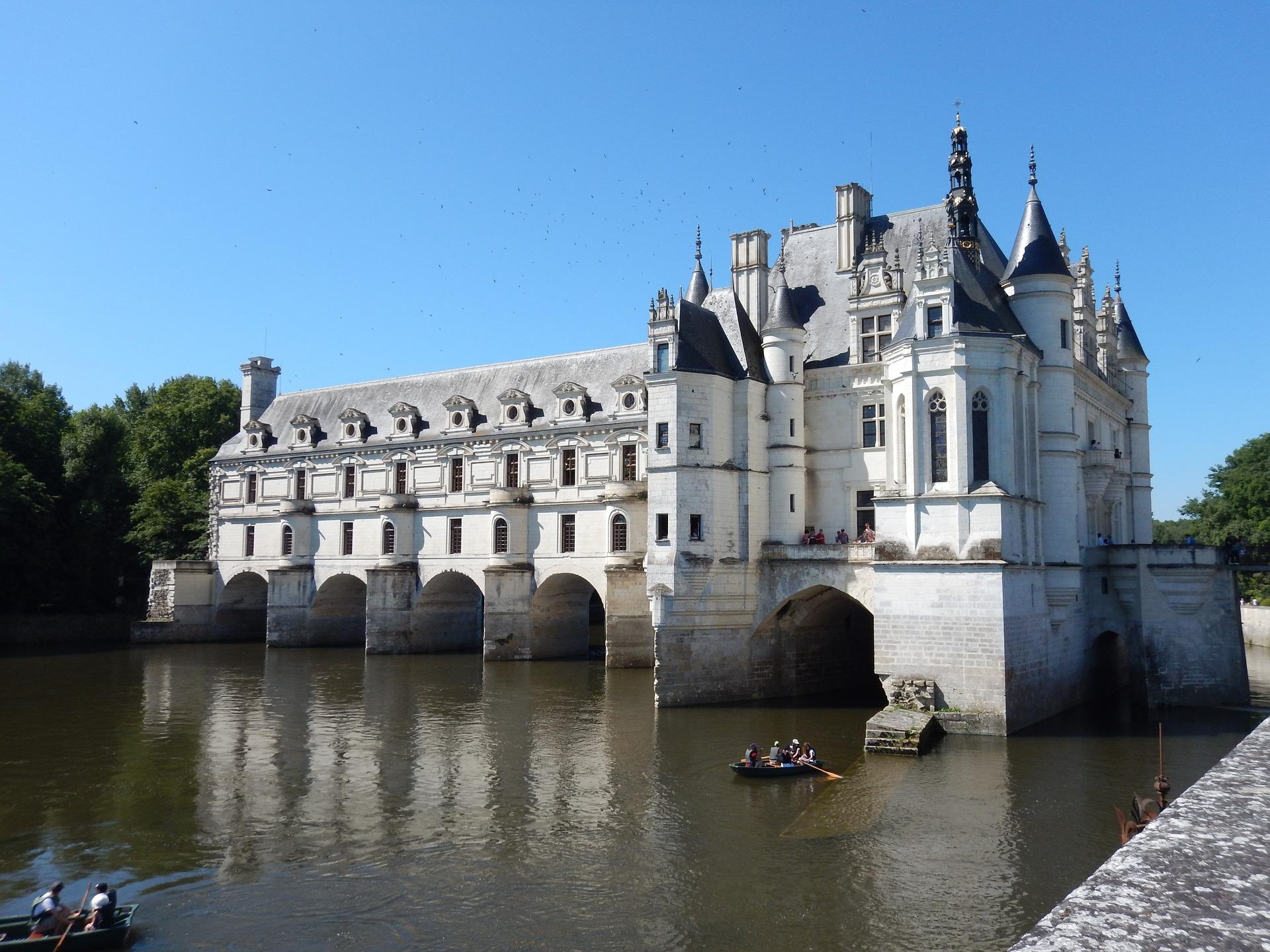 chenonceau castello della loira