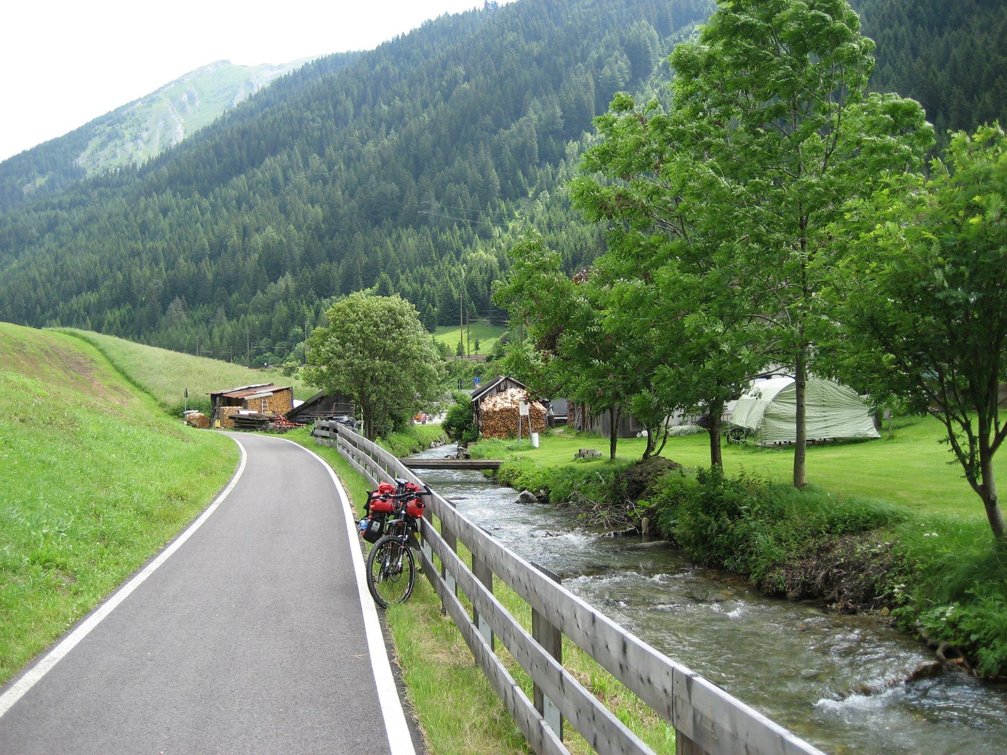 Ciclabile Brennero – Bolzano