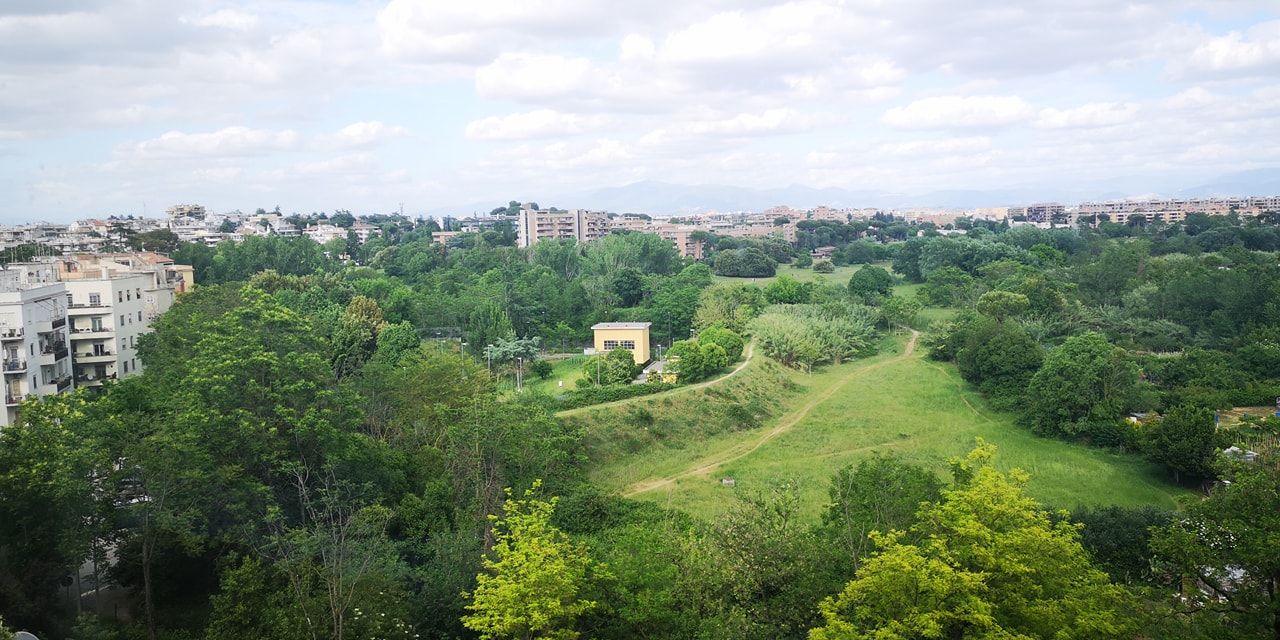 città giardino aniene roma