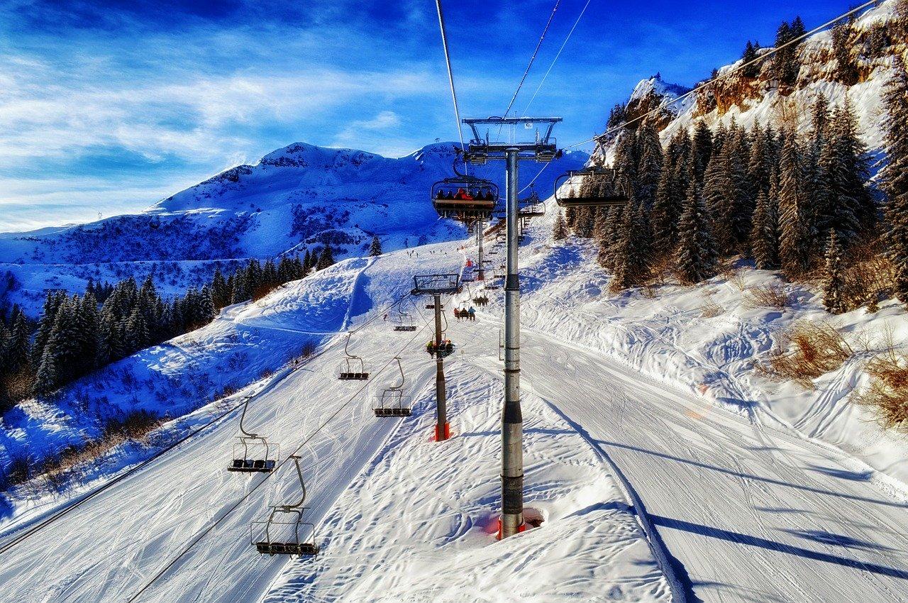 dove sciare in estate in europa