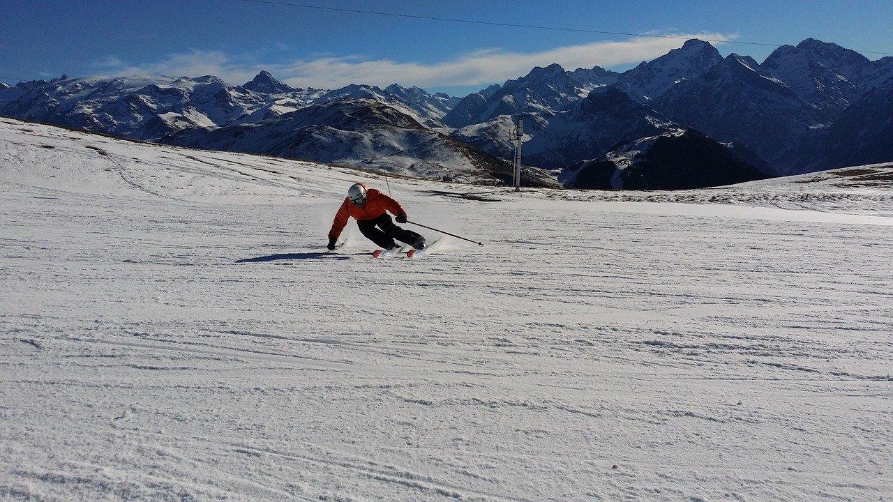 dove sciare in estate in italia