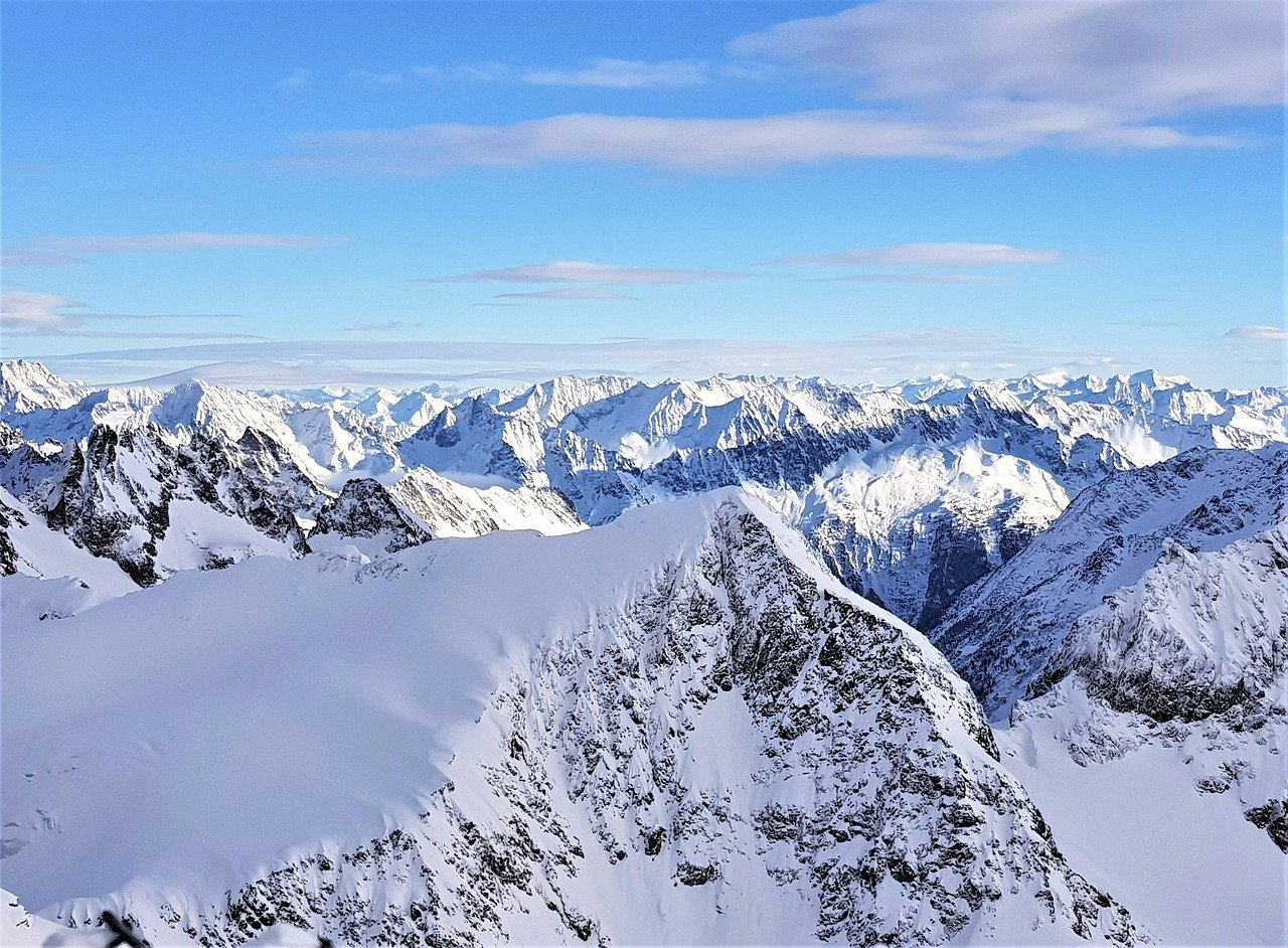 dove sciare in estate nel mondo