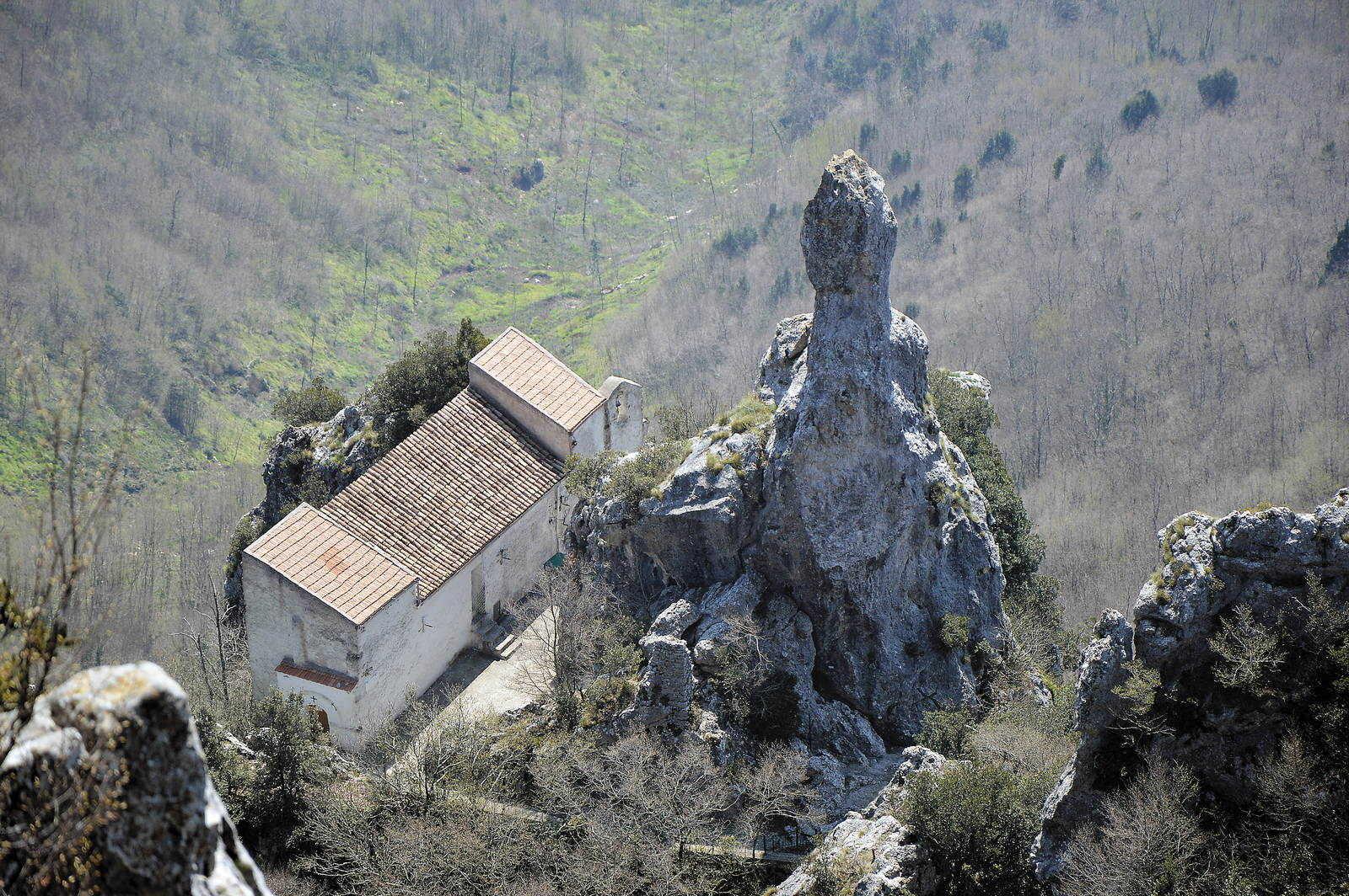 Eremo di San Salvatore di Monte Maggiore