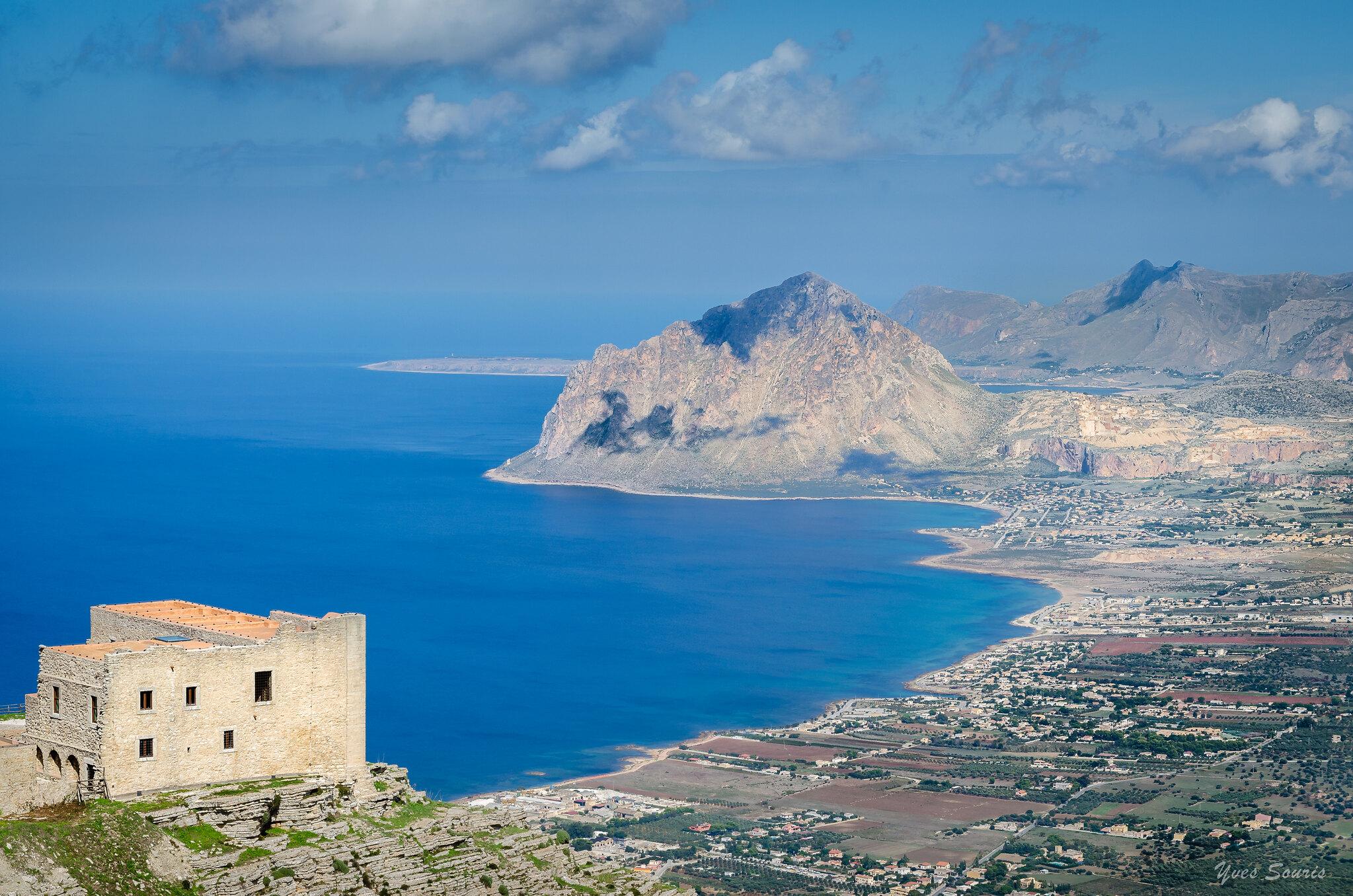 erice sicilia storia e spiagge