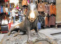 fontana del porcellino firenze leggenda