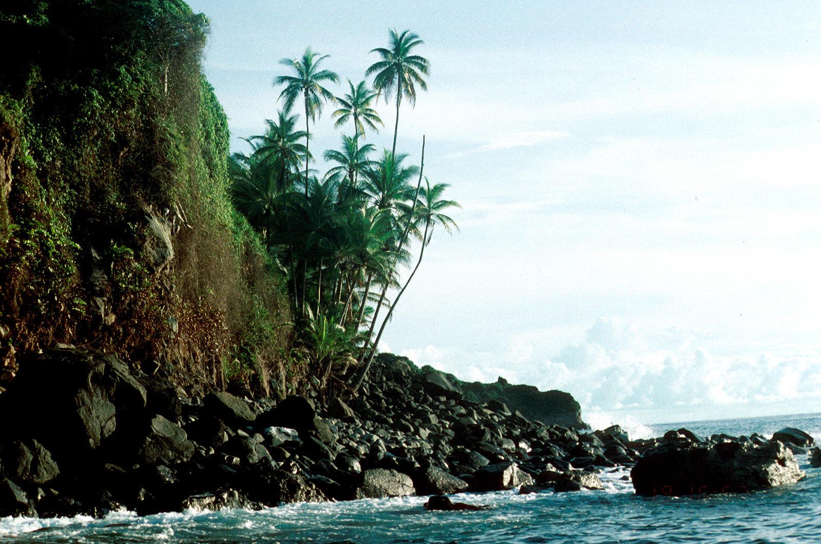 isla del coco come arrivare