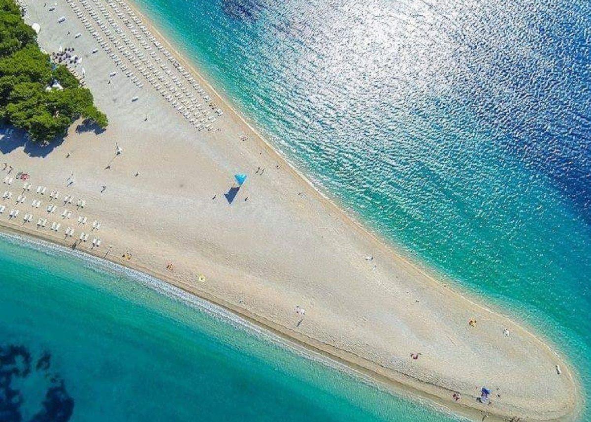 isola di brac spiagge