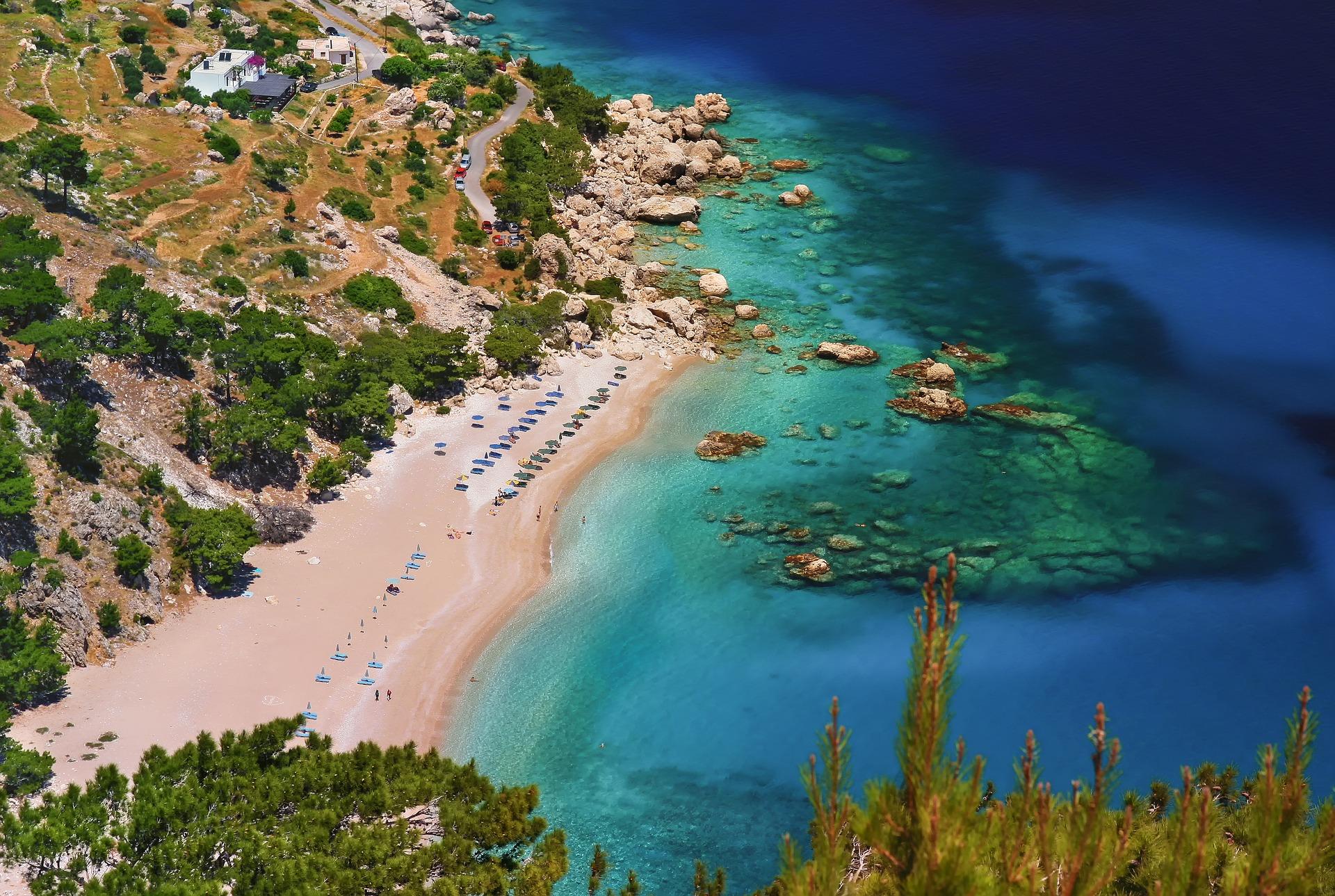 isola di karpathos spiagge piu belle