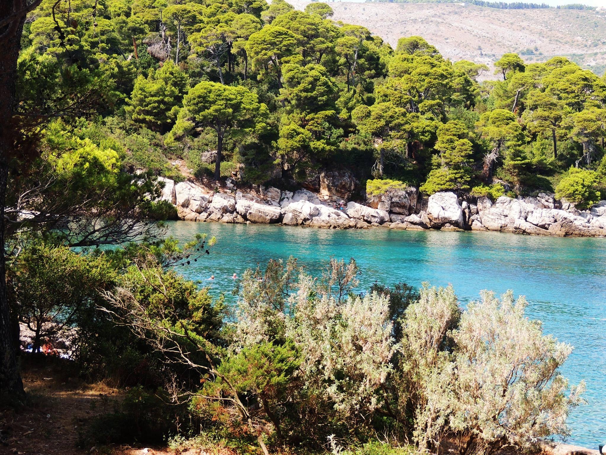 isola di lokrum croazia