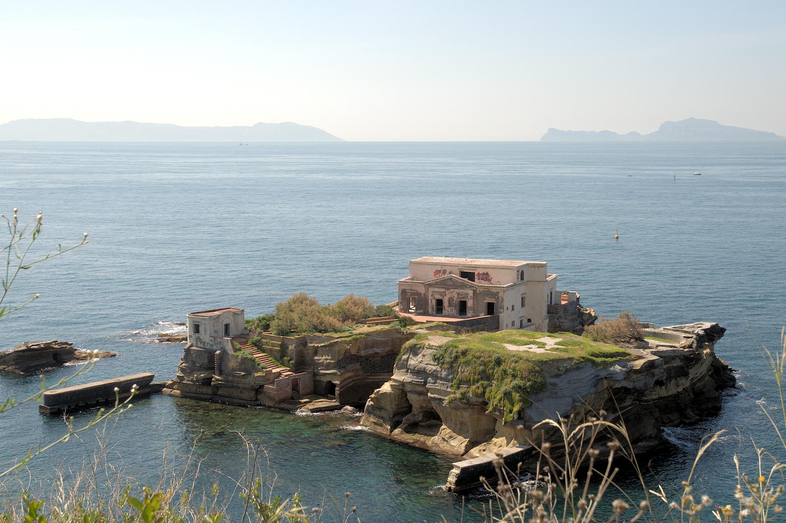 isola gaiola napoli
