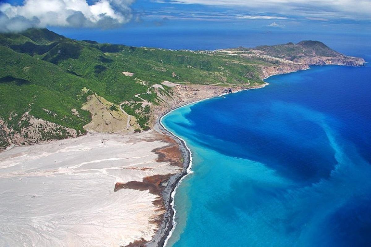 Isola Montserrat Caraibi