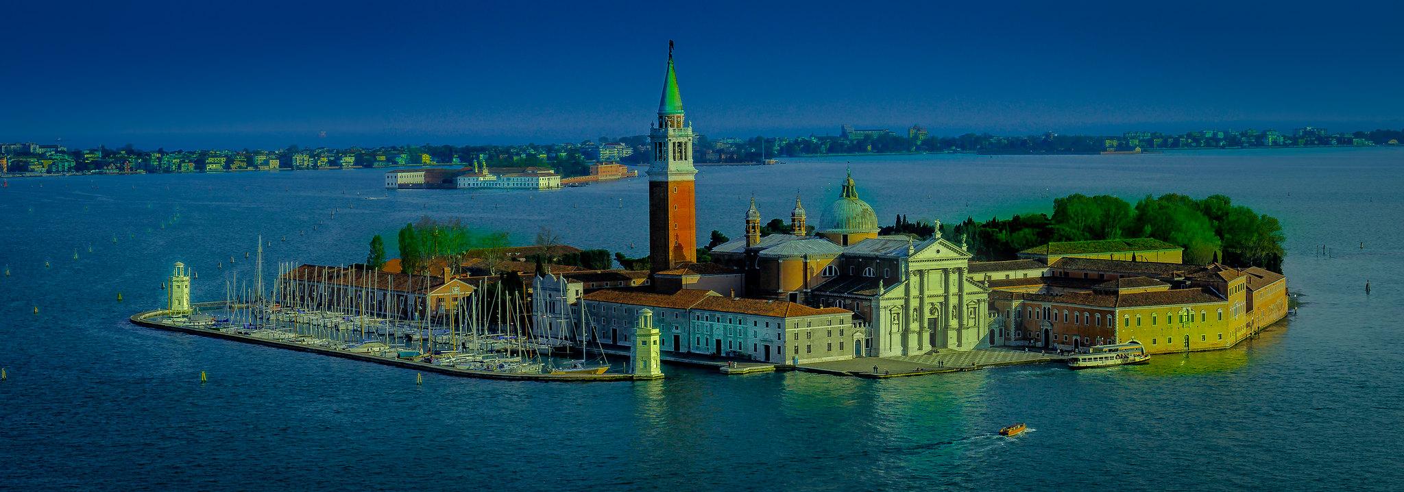 isola san giorgio venezia come arrivare