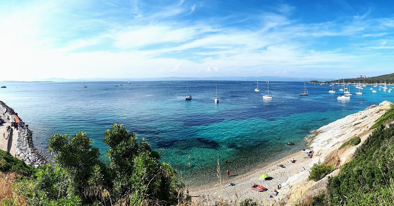 isole della francia nel mediterraneo