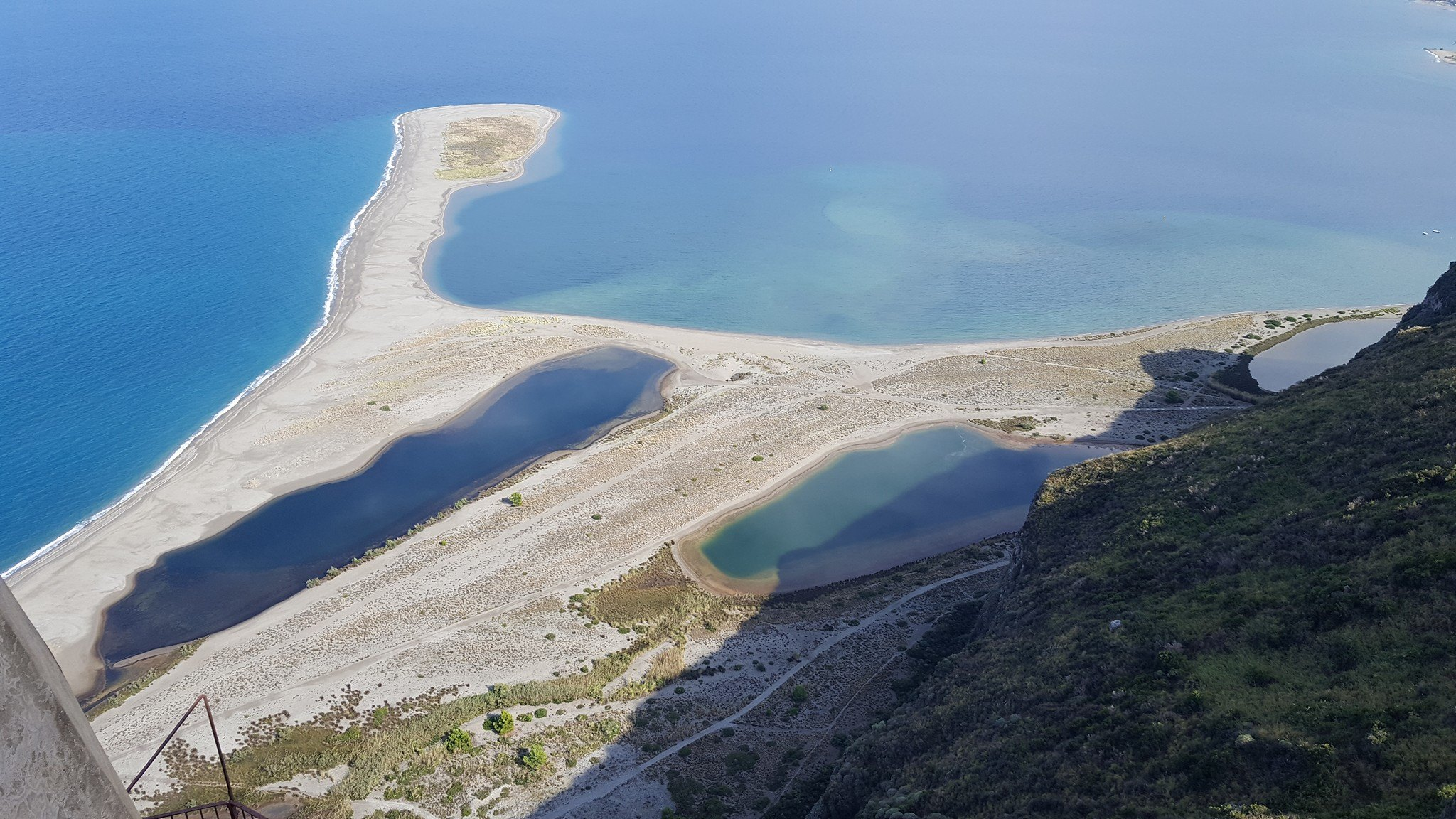 laghi di marinello sicilia