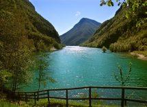 lago del mis sentieri